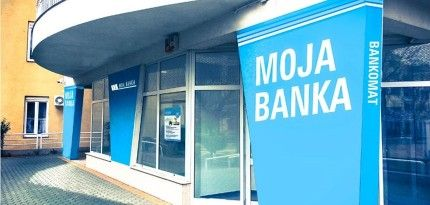Promjena broja računa za uplate zbog pripajanja MOJA BANKA d.d. Investiociono Komercijalnoj banci d.d.