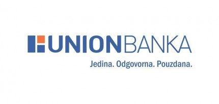 Otvoren račun za uplate za održavanje bez provizije u UNION BANCI