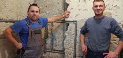 Vodoinstalateri Edin Bunar i Ermin Muratović : Zanatlije iz ljubavi, a ne iz nužde